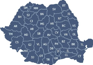 Harta distribuitori MediaLine